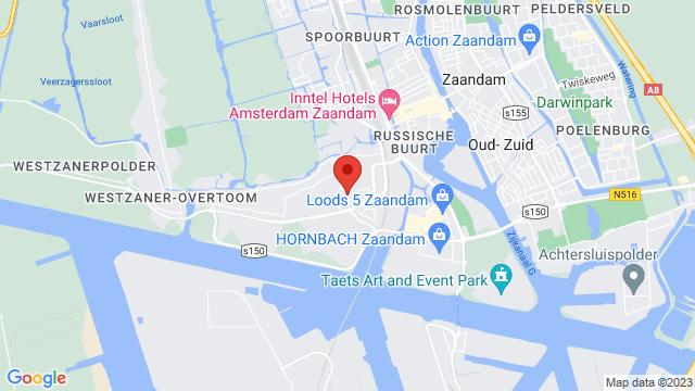 Van+Mossel+Citro%C3%ABn+Zaanstad op Google Maps
