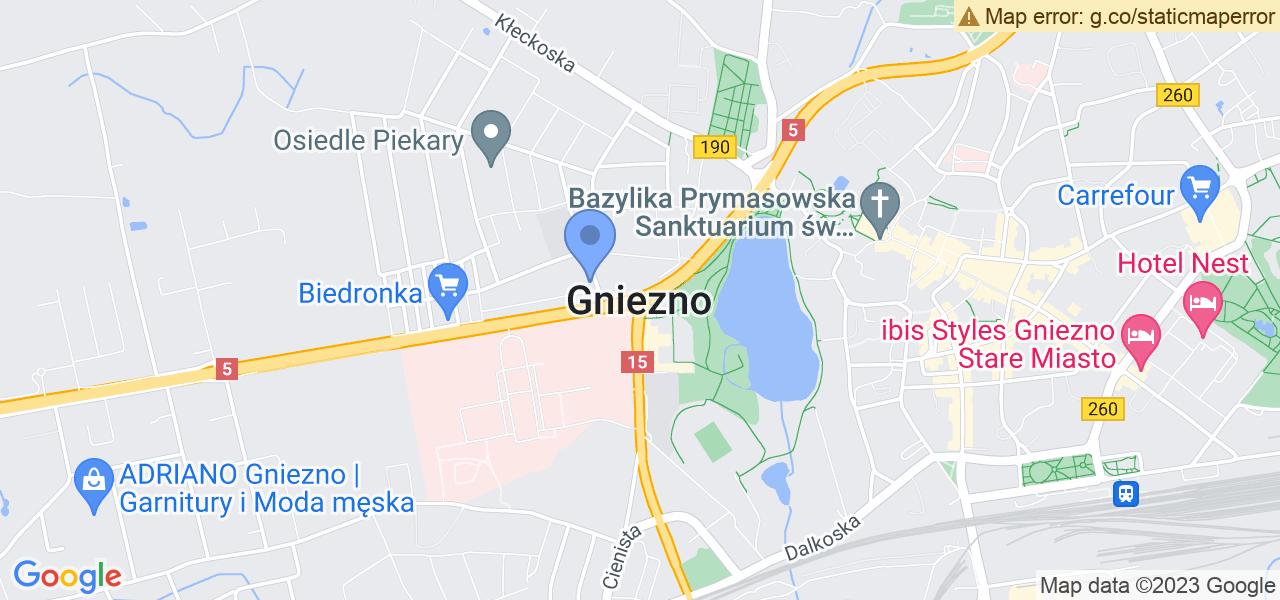 Osiedle Kleryka w Gnieznie – w tych punktach ekspresowo wyślesz turbinę do autoryzowanego serwisu