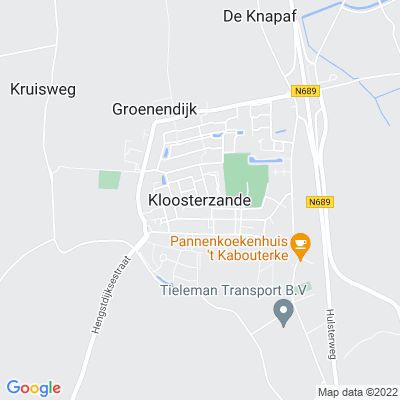 bed and breakfast Kloosterzande