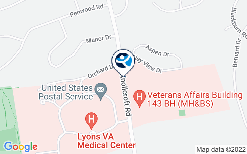 VA New Jersey Health Care System - Lyons Campus Location and Directions