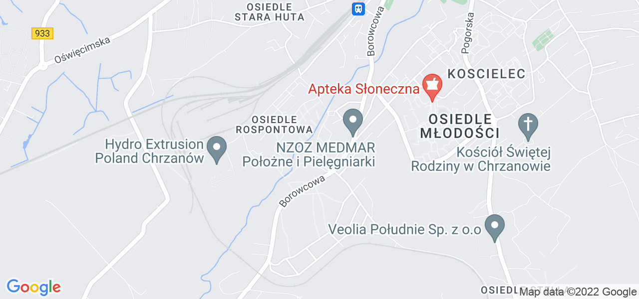 Osiedle Kolonia Rospontowa w Chrzanowie – w tych punktach ekspresowo wyślesz turbinę do autoryzowanego serwisu