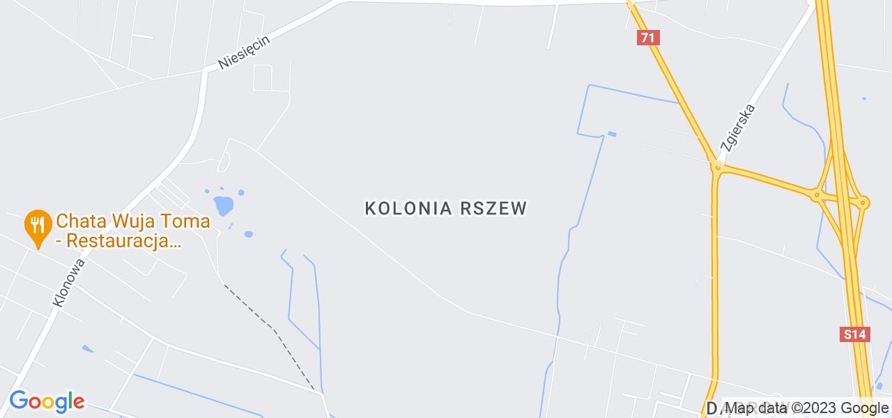 Osiedle Kolonia Rszew w Konstantynowie Łódzkim – w tych punktach ekspresowo wyślesz turbinę do autoryzowanego serwisu