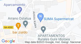 ELUTXA TXARANGA mapa