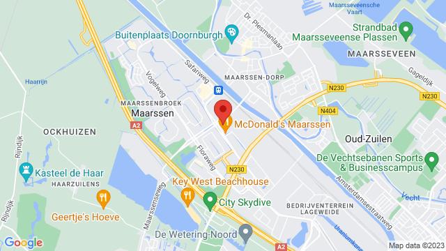 Verkoop op Google Maps