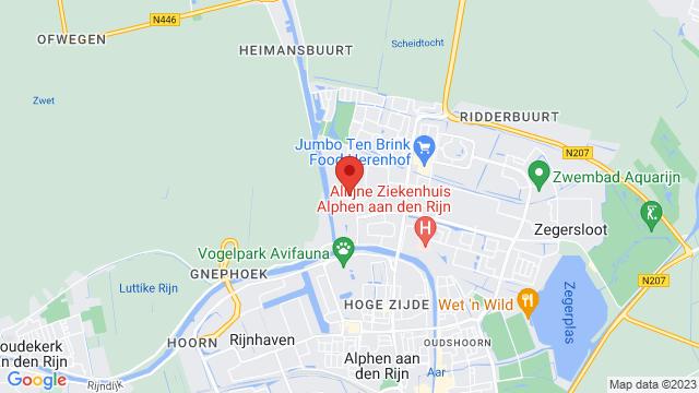 Van+Leijden+Alphen+aan+den+Rijn op Google Maps