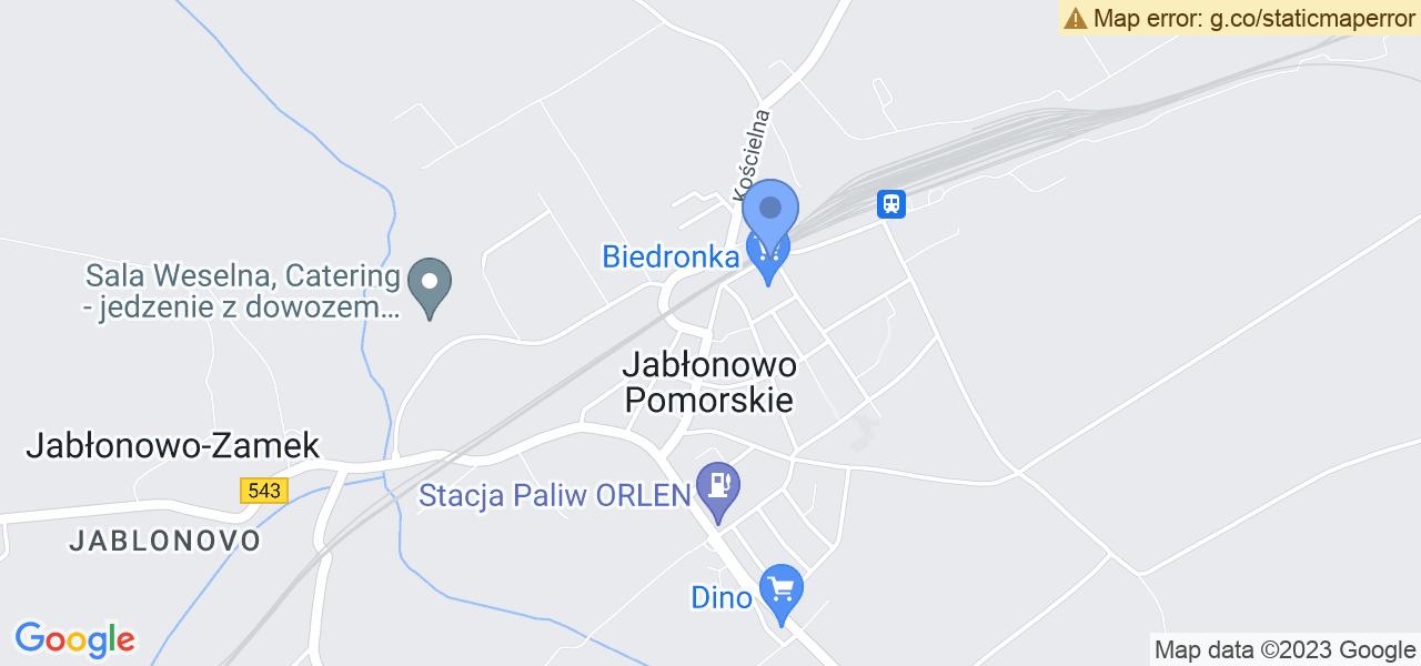 Osiedle Koszary w Jabłonowie Pomorskim – w tych punktach ekspresowo wyślesz turbinę do autoryzowanego serwisu