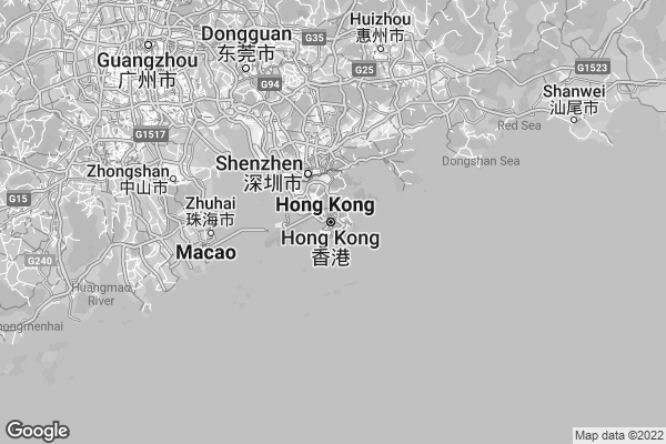 Map of Kowloon