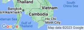 Kratie map