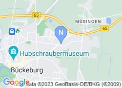Anfahrt Center Bückeburg