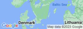 Kronoberg map