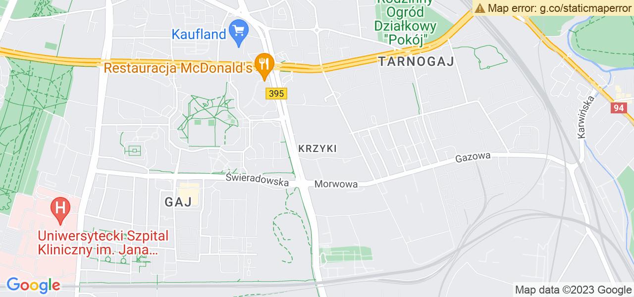 Osiedle Krzyki w Wrocławiu – w tych punktach ekspresowo wyślesz turbinę do autoryzowanego serwisu