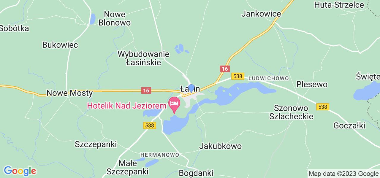 Dostępne w Łasinowi lokalizacje punktów nadania, z których możesz skorzystać, chcąc wysłać turbinę do regeneracji w największym serwisie w Polsce