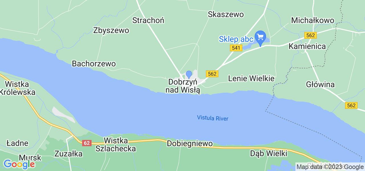 Dostępne w Dobrzyniu nad Wisłą lokalizacje punktów nadania, z których możesz skorzystać, chcąc wysłać turbinę do regeneracji w największym serwisie w Polsce