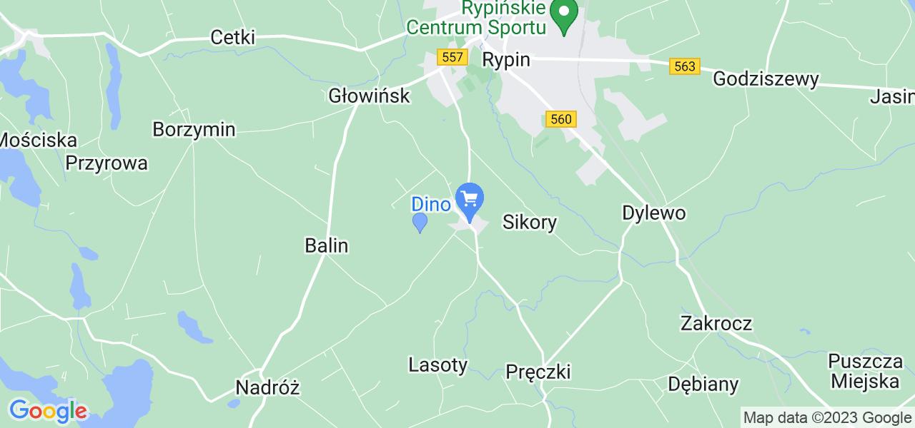 Dostępne w Kowalkach lokalizacje punktów nadania, z których możesz skorzystać, chcąc wysłać turbinę do regeneracji w największym serwisie w Polsce