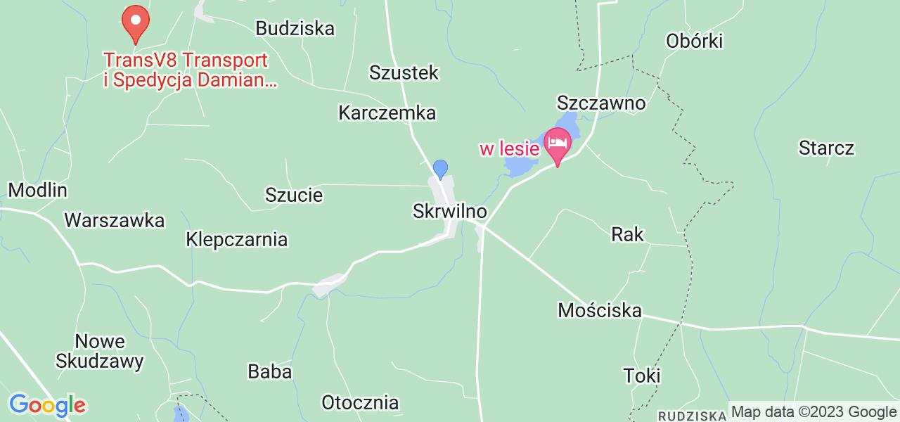 Dostępne w Skrwilnie lokalizacje punktów nadania, z których możesz skorzystać, chcąc wysłać turbinę do regeneracji w największym serwisie w Polsce