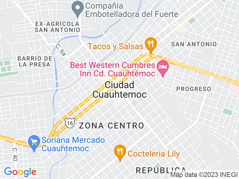 Lázaro Cárdenas (Mp.Cuauhtémoc), Chihuahua