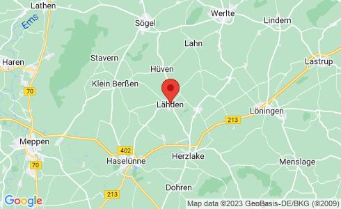 Google Karte - Lähden