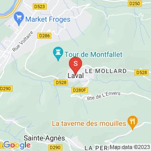 Carte Serrurier Laval