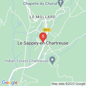 Carte Serrurier Le Sappey-en-Chartreuse