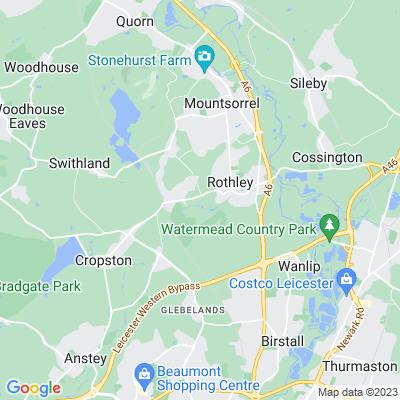 Rothley Court Location