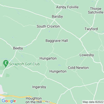 Baggrave Hall Location