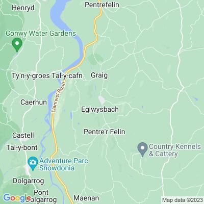Plas-yn-Llan Location