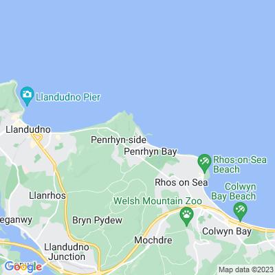 Mountbatten Green Location