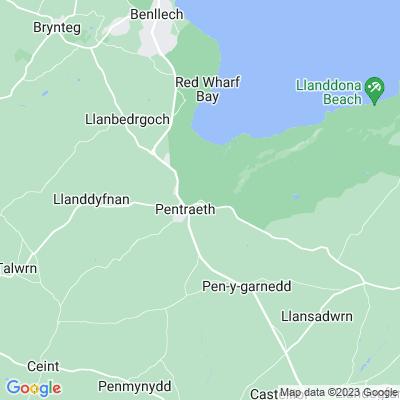 Plas Gwyn Location