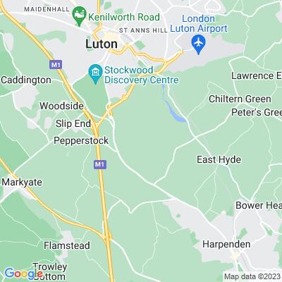Luton Hoo Location