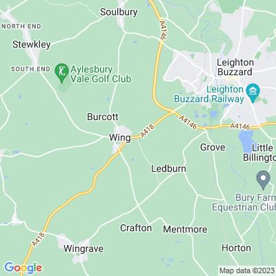 Ascott, Aylesbury Vale Location