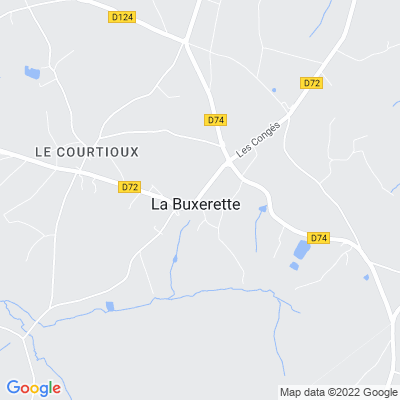 bed and breakfast La Buxerette