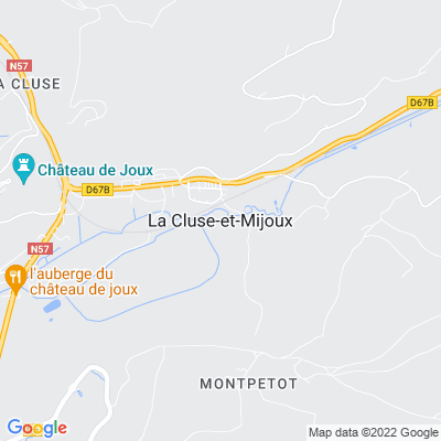 bed and breakfast La Cluse-et-Mijoux