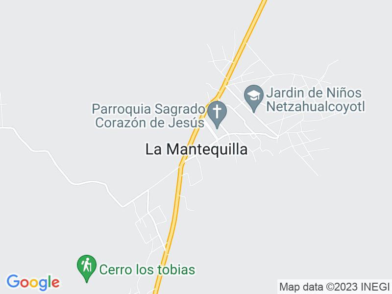 La Mantequilla, San Luis Potosi