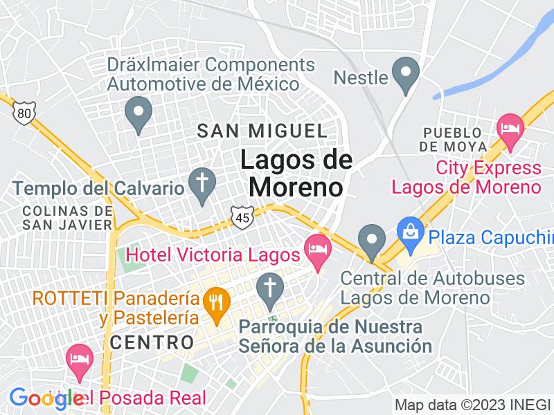 La Tesorera (Bajío de la Tesore, Zacatecas