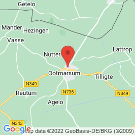 Google map of Damastfabriek, Ootmarsum