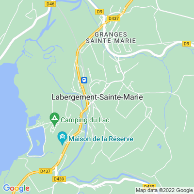 bed and breakfast Labergement-Sainte-Marie