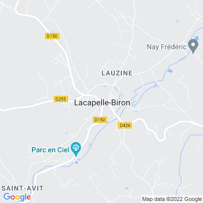 bed and breakfast Lacapelle-Biron