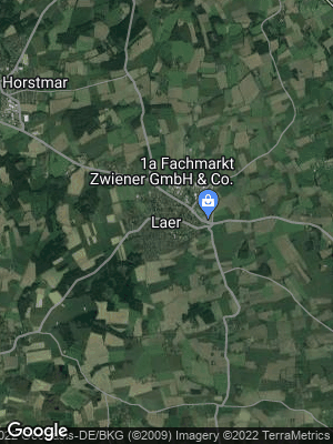 Google Map of Laer