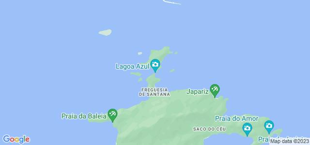 Lagoa Azul, Ilha Grande - RJ