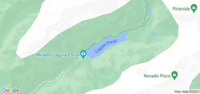 Laguna Parón, Caraz, Peru