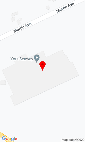 Google Map of Lake Erie Portable Screeners 9843 Martin Avenue, Lake City, PA, 16423
