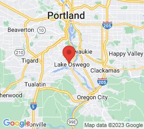 Job Map - Lake Oswego, Oregon  US