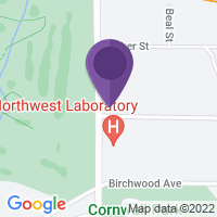 Google Map of Lake Whatcom Residential and Treatment Center