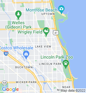 Lakeview IL Map