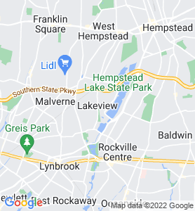 Lakeview NY Map