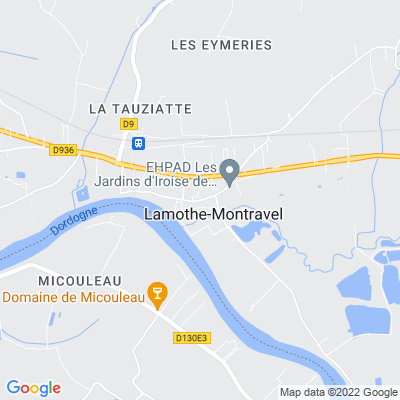 bed and breakfast Lamothe-Montravel