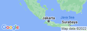 Lampung map