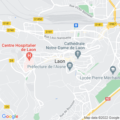 bed and breakfast Laon