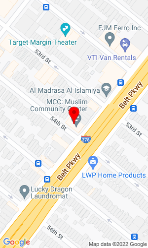 Google Map of Lapietra Machinery & Equipment 5320 Third Avenue, Brooklyn, NY, 11220