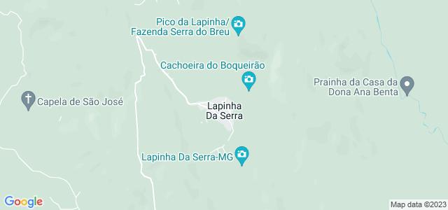 Lapinha da Serra - MG